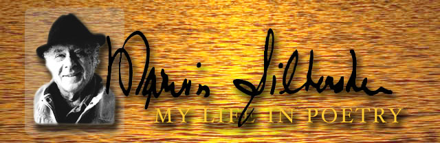 Marvin Silbersher: My Life in Poetry - banner